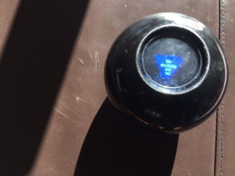 Magic 8 ball says: My sources say no