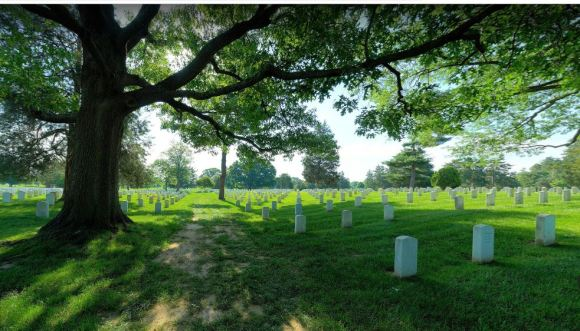 Arlington National Cemetery, Washington D.C., USA | Marcel Wirtz, Google Maps
