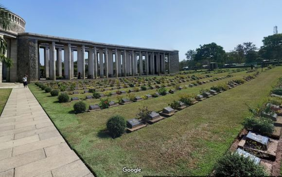 Htauk Kyant War Memorial Cemetery  Yaozai Huang